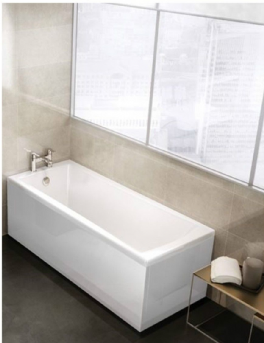 Cleargreen Sustain Single Ended Bath 1800mm x 800mm